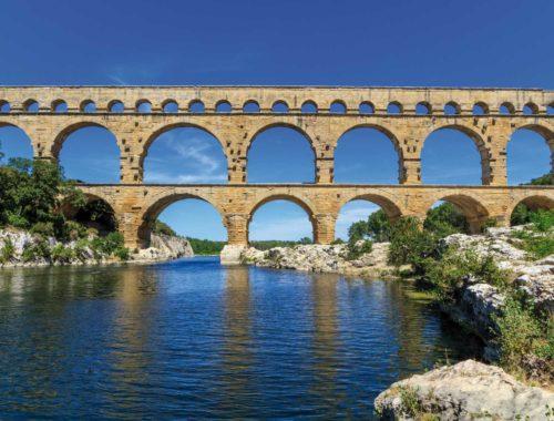 Réceptif groupe - Pont du Gard